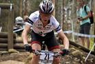 World junior champion Anton Cooper. Photo / Trek World Racing.