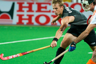 Defender Dean Couzins will again captain the Black Sticks, who edged Argentina 1-0 to win last year's Azlan Shah final. Photo / Getty Images.
