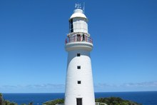 Cape Otway lighthouse. Photo / Jill Worrall