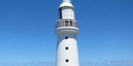 Cape Otway lighthouse. Photo / Jill Worrall