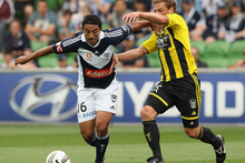 Carlos Hernandez in action against the Phoenix in 2011. Photo / Getty Images