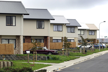 Nick Smith said the building of state houses the past 2 years had stalled as the Govt had focused on upgrading state houses' insulation and repairing damaged Christchurch homes. Photo / File