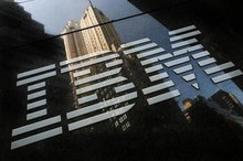 IBM has opened its first New Zealand delivery centre today in Auckland. Photo / AP