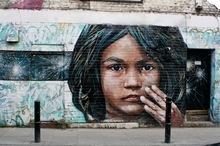 Shoreditch street art. Photo / Supplied