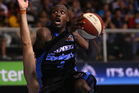If there were any lingering doubts surrounding Cedric Jackson's MVP credentials, one drive through the heart of the Sydney defence put them to rest on Saturday night. Photo / Getty Images.