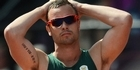 Watch: Pistorius charged with girlfriend's murder