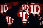 Check out the newly released teaser trailer for One Direction's upcoming 3D movie.