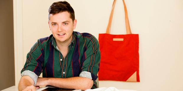 Designer Matt Nash. Photo / Babiche Martens