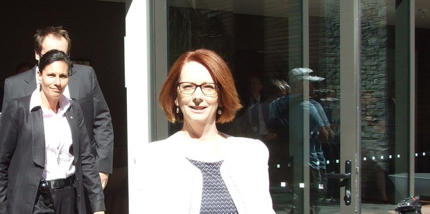 """First and foremost, New Zealanders can come to Australia and access our labour market without restrictions; we don't confer that benefit on any other nation,"" Gillard said. Photo / Otago Daily Times"