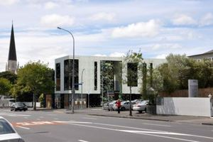 The proposed mixed-use development for 221 Ponsonby Rd. Photo / Supplied