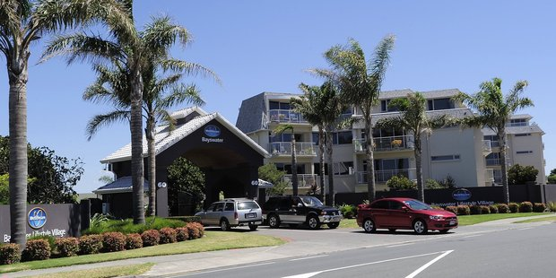 Metlifcare's Bayswater Retirement Village. Photo / Bay of Plenty Times