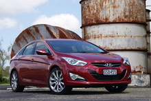 Hyundai i40. Photo / David Linklater 