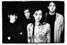 My Bloody Valentine, pictured here during their Loveless period. Photo / Supplied 