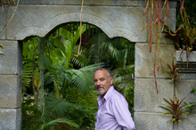 Craig Thorburn's garden will be open to the public to raise money for Mercy Hospice Auckland. Photo / Michael Craig
