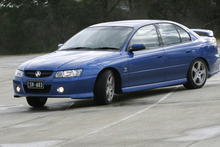 Holden Commodore VZ. Photo / Supplied 