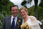 Eric and Jacqui Davies (above) are an online dating success story. Photo / Greg Bowker