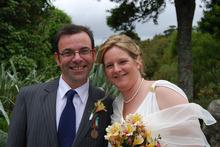 Eric and Jacqui Davies (a