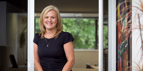 Leanne Graham of investment firm Cloud Rainmakers, which is investing in GeoOP. GeoOP aims to boost staffing to 15 and open offices in London and San Francisco. Photo / Natalie Slade