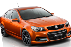 Holden Commodore SSV (2013, VF model). Photo / Supplied