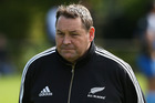 Steve Hansen. Photo / Getty Images