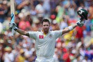 Michael Clarke. Photo / Getty Images