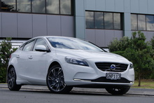 Volvo V40 Photo / David Linklater