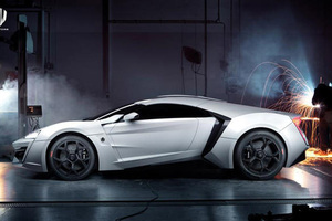 The W Motors Hypersport