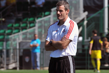 Ryan Nelsen's job is to transform underachieving Toronto from MLS strugglers into contenders. Photo / Getty Images