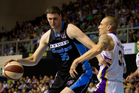 Alex Pledger is likely to see more game time for the Breakers.  Photo / Sarah Ivey
