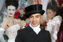Is John Galliano making a return to his former glories?Photo / AP
