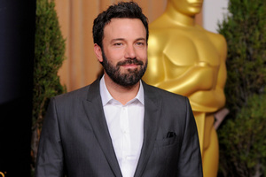 Ben Affleck at the 85th Academy Awards Nominees Luncheon in California. Photo / AP