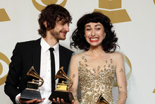 Gotye and Kimbra hit the music world
