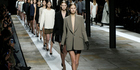 View: NY Fashion Week: Theyskens Theory Fall 2013