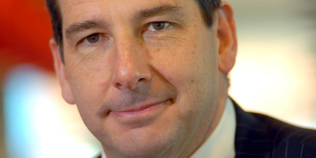 Outgoing government statistician and Stats NZ chief executive Geoff Bascand. Photo / supplied