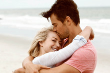 Duhamel and Hough play embattled lovers in Safe Haven. Photo / Supplied