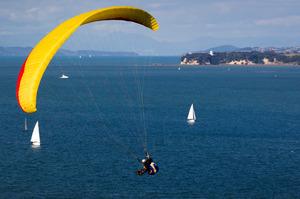 A plan for the Hauraki Gulf seeks to balance uses. Photo / Sarah Ivey