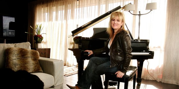 Julie Christie understands commercial TV markets and how to make shows that are profitable and popular. Photo / APN
