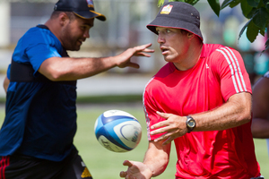 Richard Kahui says he is starting to think seriously about his career and life after rugby. Photo / APN