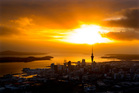 Auckland is seen as a quake time bomb.  Photo / Brett Phibbs
