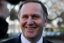 Prime Minister John Key. Photo / Christine Cornege