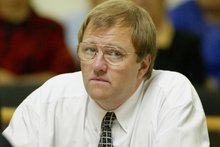 Mark Lundy. File photo / Mark Mitchell 