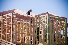 A 1 per cent increase in construction activity requires a 0.4 per cent increase in manufacturing. Photo / Paul Estcourt 