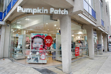 Pumpkin Patch's share price rose 5.1 per cent to $1.44