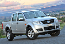 Great Wall ute. Photo / Supplied.