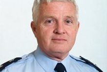 Superintendent Stephen Fitzgerald was killed while cycling in Petone in June, 2008. Photo / supplied