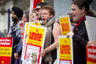 Lower paid workers are constantly fighting for a better standard of living. Photo / Natalie Slade