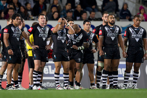 The NZRL are keen to find out what is happening in the Australian doping scandal, with the Kiwis due to defend the World Cup later this year in the UK and France. File photo / Brett Phibbs
