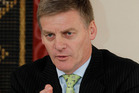 Bill English. File photo / Christine Cornege