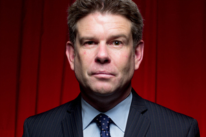 John Campbell. Photo / David White