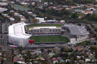 Eden Park will be a risk-free acquisition for Auckland City, according to Mayor Len Brown. Photo / Brett Phibbs